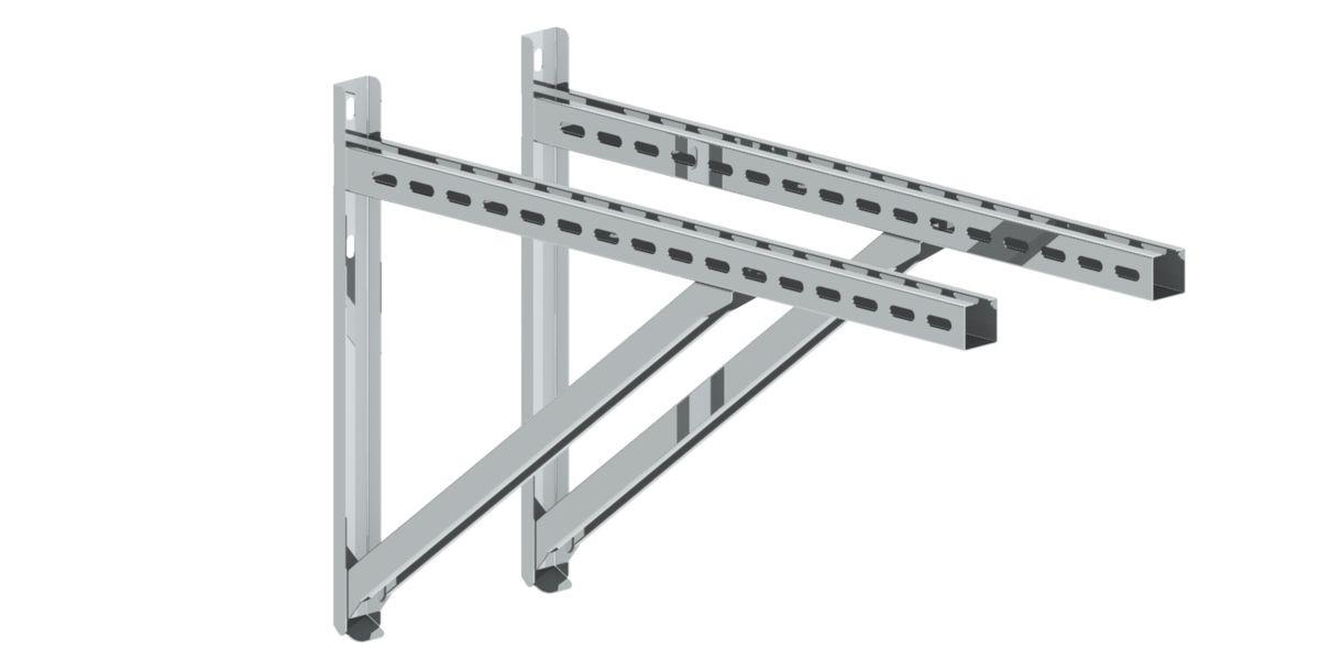 Rails Type III 750 mm