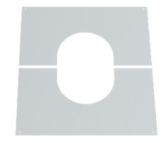 Plaque de finition 0 – 30º