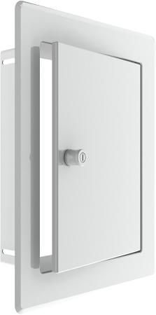 Porte d'entré blanche Upmann 34 x 45 cm WÄ1936