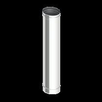 Conduit de cheminée ovale 1 mètre