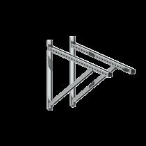 Supports (paire) jusqu'à 82 cm